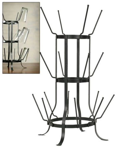 3 Tier Drinking Glass Rack