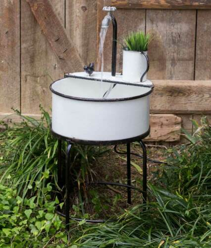 Garden Sink Water Fountain