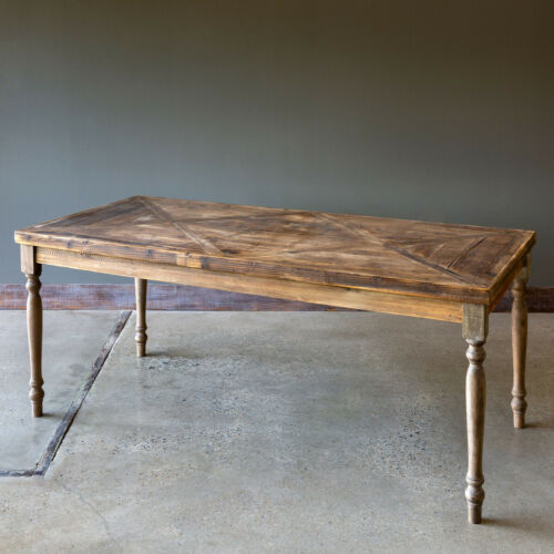Farm Table Reclaimed Wood 70.75""