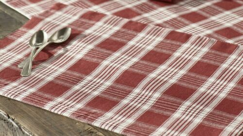 Red Buffalo Check Placemat Set of 2