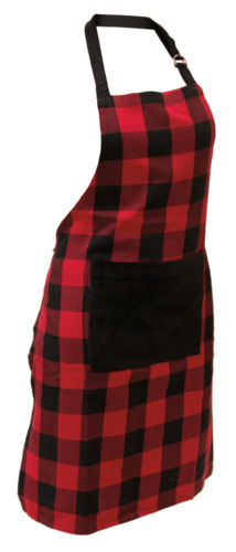 Buffalo Plaid Apron Adjustable